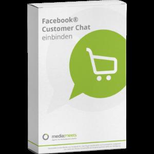 Facebook Customer Chat einbinden Shopware Plugin