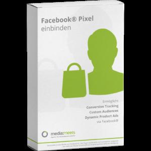 Facebook® Pixel einbinden